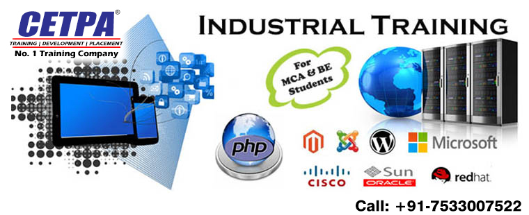 6 Months Industrial Training in Noida