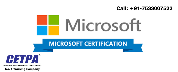 Microsoft Certification Program Training in Noida